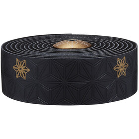 Supacaz Super Sticky Kush Galaxy Handlebar Tape, gold print